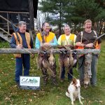 Maine pheasant hunting