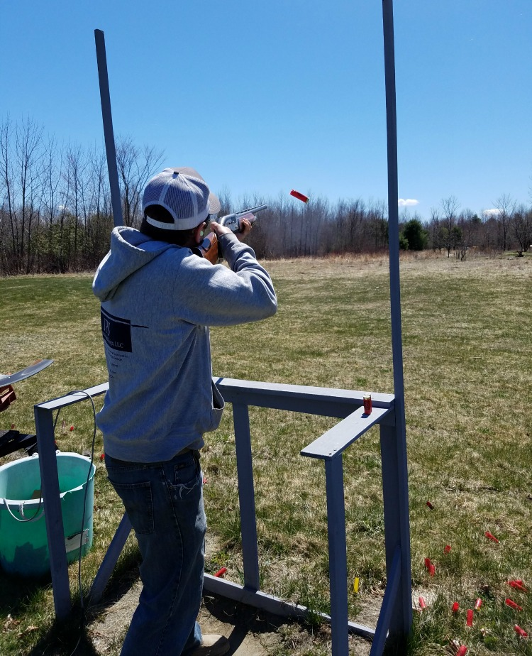 Maine sporting clays