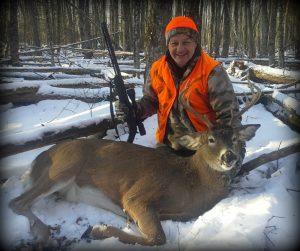 Maine deer hunting