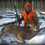 Maine deer hunting