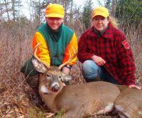 Maine deer guide