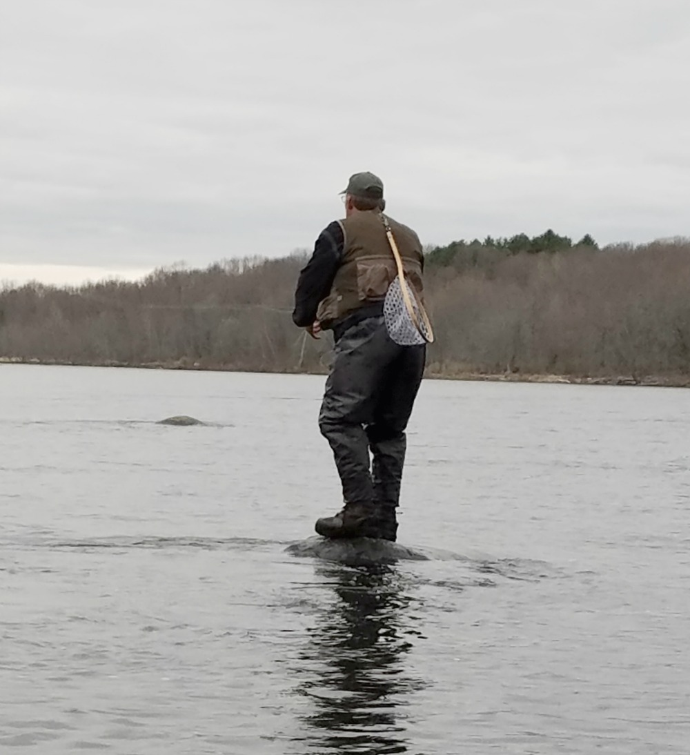 Maine Trout Fishing
