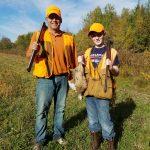 Upland hunting Maine